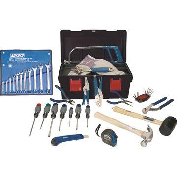 Ensemble d'outils pour entretien,  40 mcx