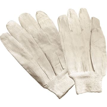 Zenith Safety Products - SAO147 Gants en toile de coton
