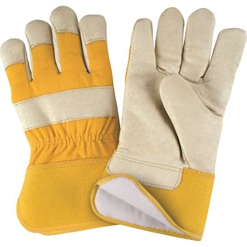 Zenith Safety Products - SAP251 Gants d'ajusteur en cuir fleur de porc doublés de Thinsulate<sup>MC</sup>