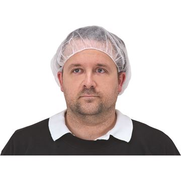 Zenith Safety Products - SEC376 Bonnets bouffants, non tissés