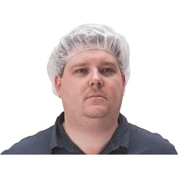 Zenith Safety Products - SEC380 Bonnets bouffants, non pelucheux