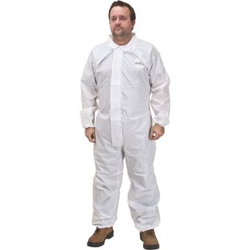 Zenith Safety Products - SEC809 Vêtements de protection microporeux