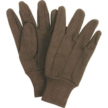 Zenith Safety Products - SEE950 Gants de jersey brun