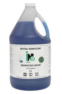 ino eko 9 Nettoyant Désinfectant Germicide Fongicide Virucide Neutre par iNO Solutions