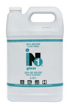 ino gloss 1 Fini à Planchers 25% de Solides par iNO Solutions