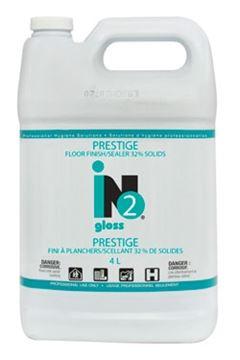 ino gloss 2 Fini à Planchers Prestige 32% de Solides par iNO Solutions