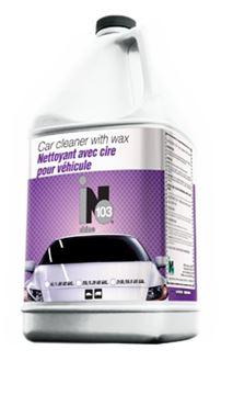 ino shine 103 Nettoyant pour Véhicules avec Cire par iNO Solutions