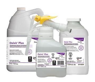 Oxivir Plus Nettoyant désinfectant concentré