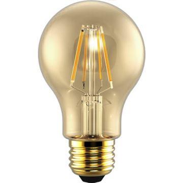 Lampe DEL filamentée A19 ambre par Eiko