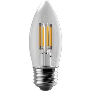 Lampe DEL filamentée B11 culot moyen par Eiko