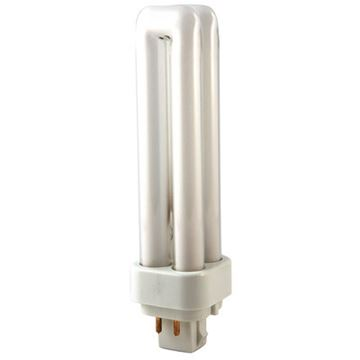 cfl 13w quad tube 4 pins g24q 1