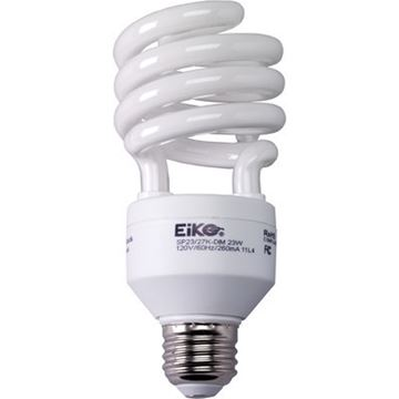 cfl 23w spirale medium e26 dimmable