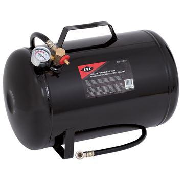 réservoir portatif d'air 5 galons itc 013480