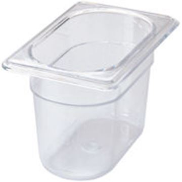 Rubbermaid Commercial FG101P00CLR