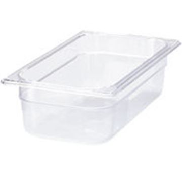 Rubbermaid Commercial FG116P00CLR
