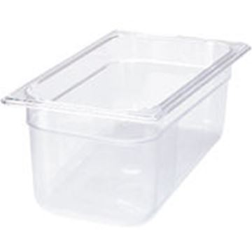Rubbermaid Commercial FG118P00CLR