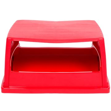 Rubbermaid Commercial FG256X00RED