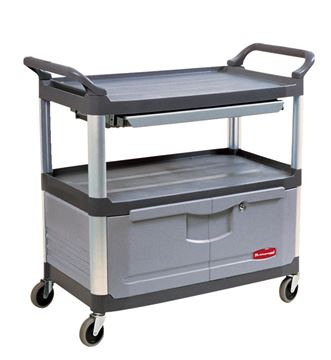 Rubbermaid Commercial FG409400GRAY