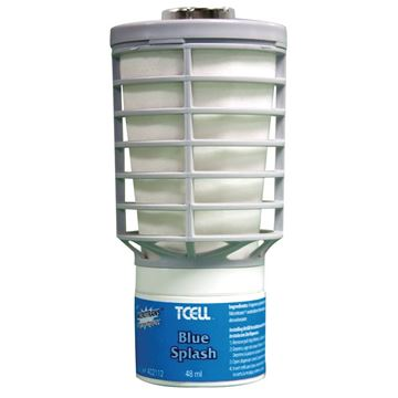 Recharge TCell Blue Splash Rubbermaid FG402112